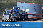 Heavy Haul Transportation Services